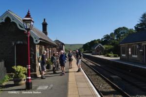 Garsdale Station - John Barnes