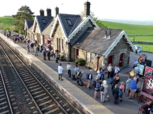 Kirkby Stephen Station - Brian Haworth