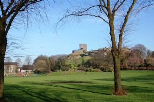 Clitheroe Castle & grounds (SC)
