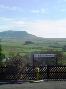Horton-in-Ribblesdale & Pen-y-Ghent (JPB)