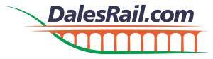 DalesRail Logo Master