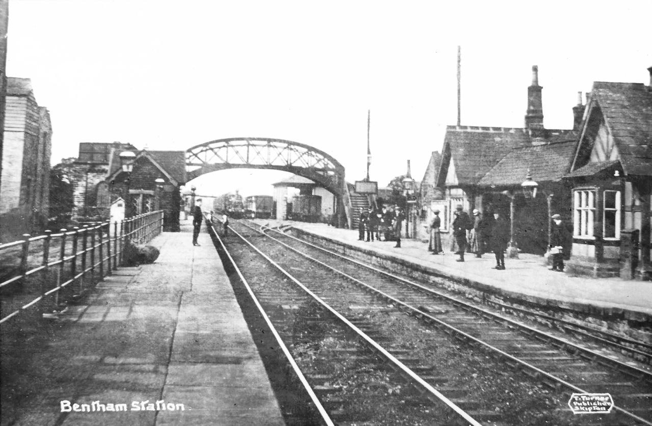 Old Photographs Community Rail Lancashire