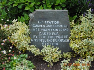 Friends of Stations – Ansdell & Fairhaven - Gallery